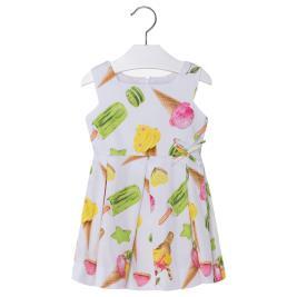 Παιδικό Φόρεμα Mayoral 3930-049 Πράσινο Κορίτσι