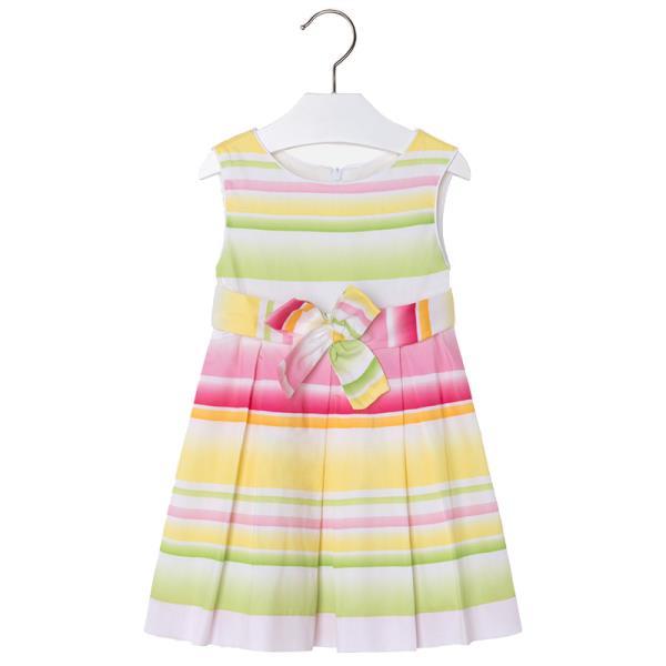 73f6205f053 Παιδικό Φόρεμα Mayoral 28-03950-046 Κίτρινο Κορίτσι