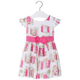 Παιδικό Φόρεμα Mayoral 3940-018 Φούξια Κορίτσι