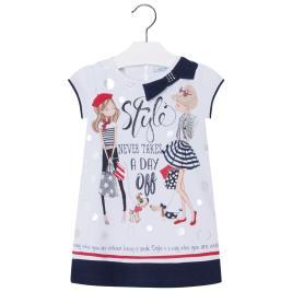 Παιδικό Φόρεμα Mayoral 3958-079 Μπλε Κορίτσι