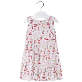 Παιδικό Φόρεμα Mayoral 3960-062 Κόκκινο Κορίτσι