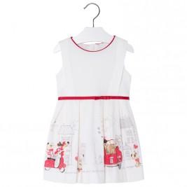 Παιδικό Φόρεμα Mayoral 3962-071 Κόκκινο Κορίτσι