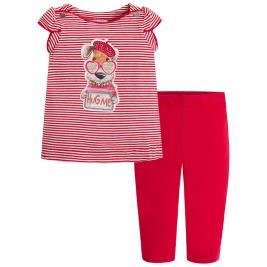 Παιδικό Σετ-Σύνολο Mayoral 3710-043 Κόκκινο Κορίτσι