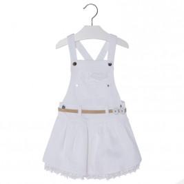 Παιδική Σαλοπέτα Mayoral 3600-039 Λευκό Κορίτσι