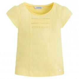 Παιδική Μπλούζα Mayoral 174-062 Κίτρινο Κορίτσι