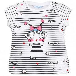 Παιδική Μπλούζα Mayoral 3024-082 Μαύρο Κορίτσι