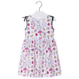 Παιδικό Φόρεμα Mayoral 3982-078 Εμπριμέ Κορίτσι