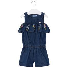 Παιδική Ολόσωμη Φόρμα Mayoral 3802-005 Denim Κορίτσι
