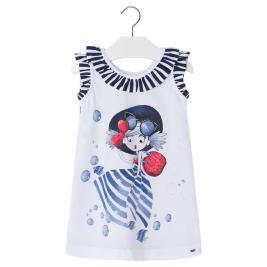 Παιδικό Φόρεμα Mayoral 3996-057 Μπλε Κορίτσι