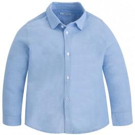 Παιδικό Πουκάμισο Mayoral 141-030 Γαλάζιο Αγόρι