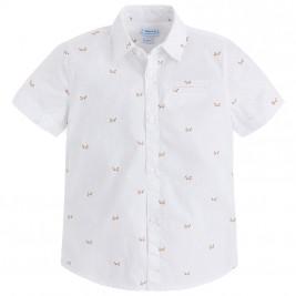 Παιδικό Πουκάμισο Mayoral 3146-061 Λευκό Αγόρι