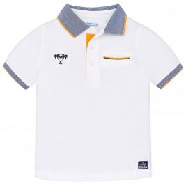 Παιδική Μπλούζα Mayoral 3132-011 Λευκό Αγόρι