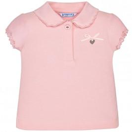 Βρεφική Μπλούζα Mayoral 1120-015 Ροζ Κορίτσι