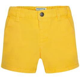 Βρεφική Βερμούδα Mayoral 207-084 Κίτρινο Αγόρι