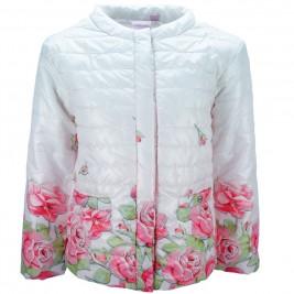 Παιδικό Πανωφόρι Εβίτα 186208 Λευκό Ροζ