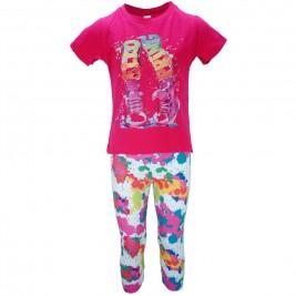 Παιδικό Σετ-Σύνολο Joyce 8055 Φούξια Κορίτσι