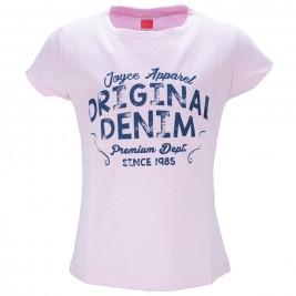 Παιδική Μπλούζα Joyce 8206 Ροζ Κορίτσι