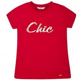 Παιδική Μπλούζα Mayoral 854-040 Κόκκινο Κορίτσι