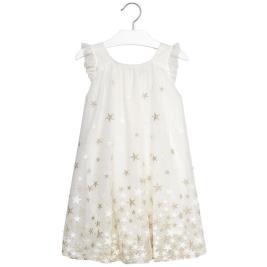 Παιδικό Φόρεμα Mayoral 6928-047 Εκρού Κορίτσι