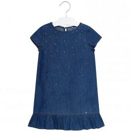 Παιδικό Φόρεμα Mayoral 6942-005 Denim Κορίτσι