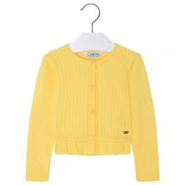 Παιδική Ζακέτα Mayoral 3302-070 Κίτρινο Κορίτσι