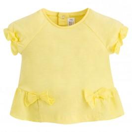 Βρεφική Μπλούζα Mayoral 1008-069 Κίτρινο Κορίτσι