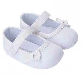 Βρεφικό Παπούτσι Mayoral 9811-033 Λευκό Κορίτσι