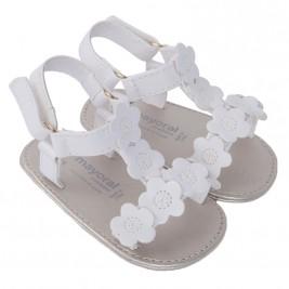 Βρεφικό Παπούτσι Mayoral 9813-040 Λευκό Κορίτσι