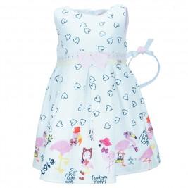 Παιδικό Φόρεμα Εβίτα 186233 Εμπριμέ Κορίτσι