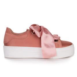 Γυναικεία Sneakers Sante Grumman 99091-13 Nude