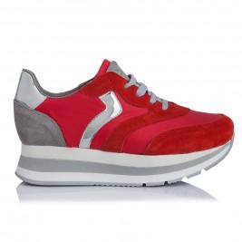 Γυναικεία Sneakers Sante Grumman 99121-05 Κόκκινο