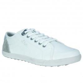 Γυναικεία Sneakers s.Oliver 5-23631-20 Λευκό Ασημί