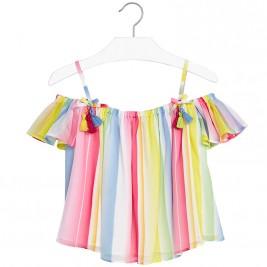 Παιδική Μπλούζα Mayoral 6114-070 Multi Κορίτσι