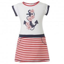 Παιδικό Φόρεμα Energiers 15-218355-7 Κόκκινο Κορίτσι