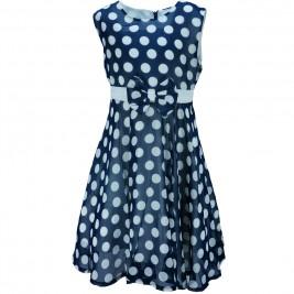 Παιδικό Φόρεμα Boutique 46-218298-7 Πουά Κορίτσι