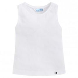 Παιδική Μπλούζα Mayoral 181-044 Λευκό Κορίτσι