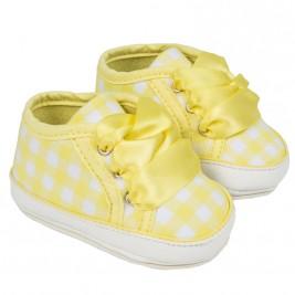 Βρεφικό Παπούτσι Mayoral 9816-058 Κίτρινο Κορίτσι