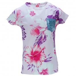 Παιδική Μπλούζα Joyce 8208 Ροζ Εμπριμέ Κορίτσι