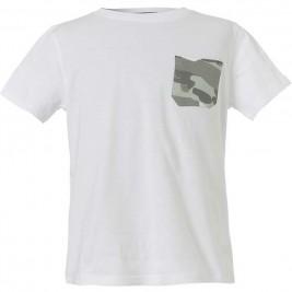 Παιδική Μπλούζα Energiers 13-218018-5 Λευκό Αγόρι