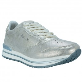 Γυναικεία Sneakers Exe 112 Πλατίνα