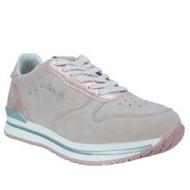 Γυναικεία Sneakers Exe 112 Nude Μπρονζέ