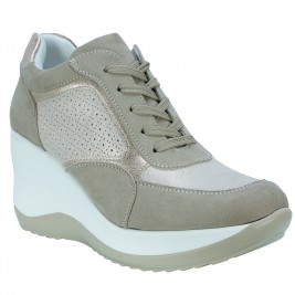 Γυναικεία Sneakers Renato Garini EX8114 Μπεζ