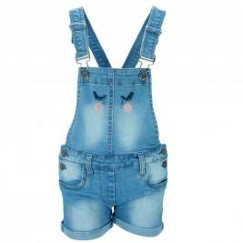 Παιδική Σαλοπέτα NCollege 28-452 Μπλε Κορίτσι