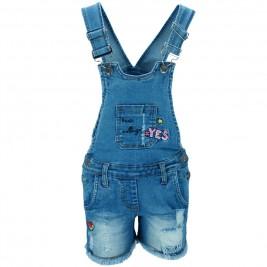 Παιδική Σαλοπέτα NCollege 28-4052 Μπλε Κορίτσι