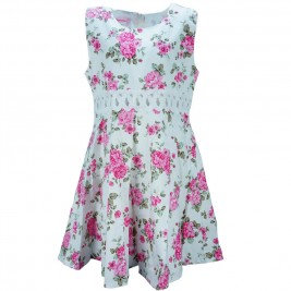 Παιδικό Φόρεμα NCollege 28-7067 Εμπριμέ Κορίτσι