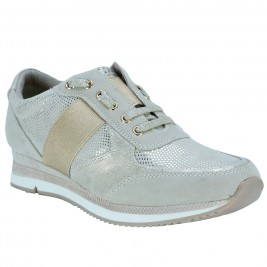 Γυναικείο Sneaker Marco Tozzi 2-2-23711-30 Μπεζ