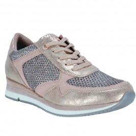 Γυναικείο Sneaker Marco Tozzi 2-2-23701-30 Ροζ Χρυσό