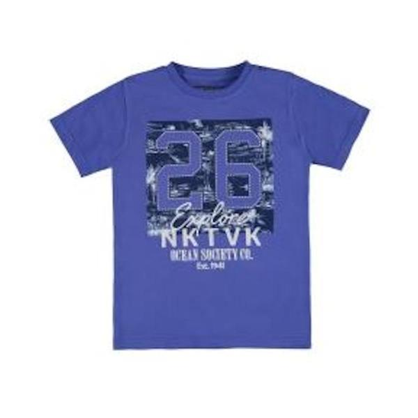 9036ce5c89a Παιδική Μπλούζα Mayoral 6054 Μπλε. Παιδικά Ρούχα - Αγόρι-Παιδική ...