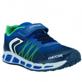 Παιδικό Sneaker Geox J8294B 014BU C4226.B Μπλε