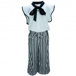 Παιδική Ολόσωμη Φόρμα Εβίτα 186031 Μαύρο Πάγος Κορίτσι